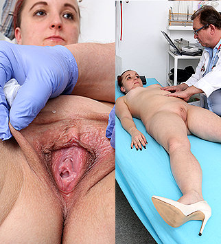 Tags: gyn, gyno, gynecological, gynecology, medical, doctor, examination, check up, vagina, enema, clinic, speculum, pussy opener, physical exam, old and young, dirty doctor, chubby, doctor patient, reality