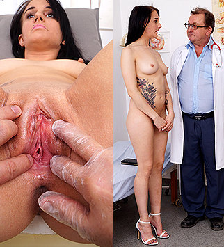 Tags: gyn, gyno, gynecological, gynecology, medical, doctor, exam, check up, enema, douche, close ups, hospital, pussy expander, pelvic exam, role play, physical exam, high heels, dirty doctor, obgyn, hot legs