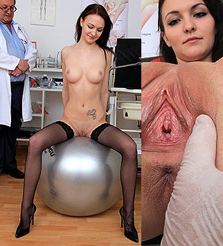 Tags: gynecological, gynecology, medical, doctor, exam, vagina, enema, close ups, clinic, physical, speculum, palpation, patient, open pussy, brunette, pelvic exam, role play, old and young