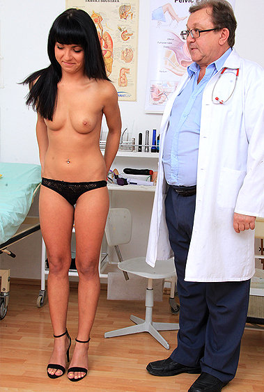 Dora gyno pussy exam video HD