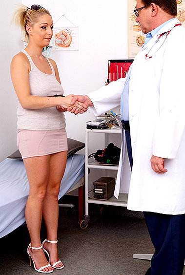 Ena gyno pussy exam video HD