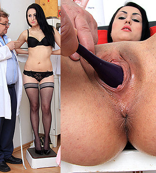 Tags: gynecological, gynecology, doctor, pussy, up close, clinic, speculum, physical exam, old and young