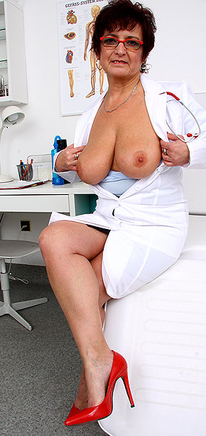 uniform sex female doctors and secretaries