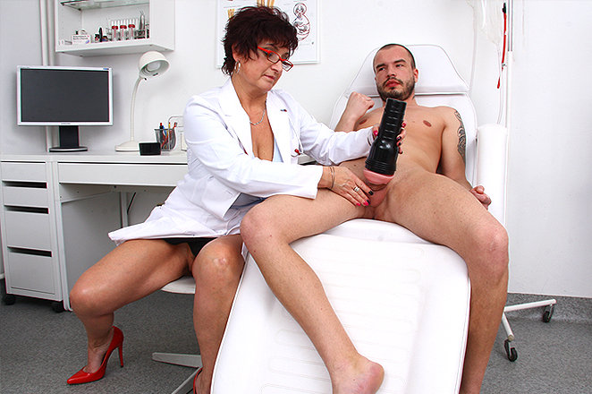 Fat hairy doctors movie and boy physical 6