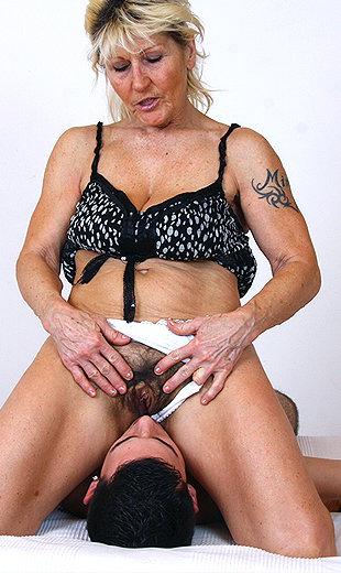 old czech woman