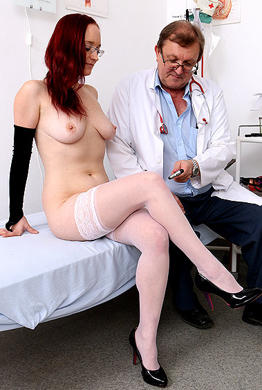 Ilsa gyno pussy exam video HD