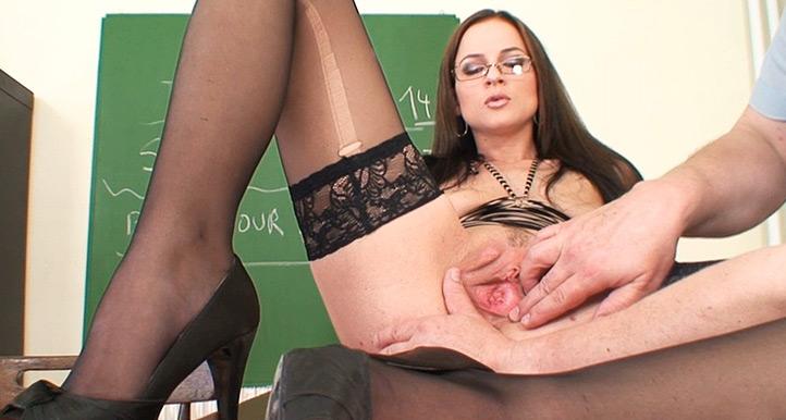 Katie Cox pussy gape HD video