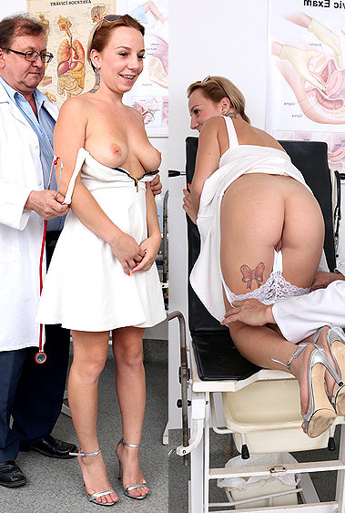 Kaya gyno pussy exam video HD