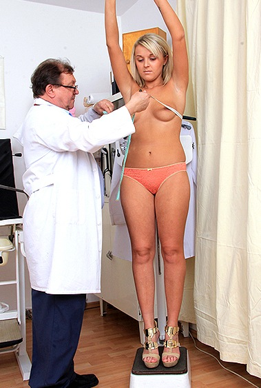 Linda gyno pussy exam video HD