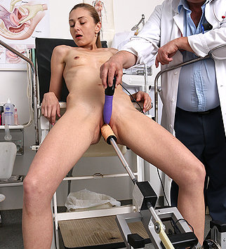 Tags: gyn, gynecological, gynecology, doctor, bizarre, examination, vagina, enema, douche, hd, up close, clinic, speculum, patient, open pussy, skinny, role play, old and young, high heels, dirty doctor, doctor patient, reality