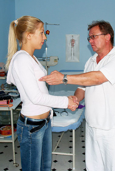 Lynn gyno pussy exam video HD