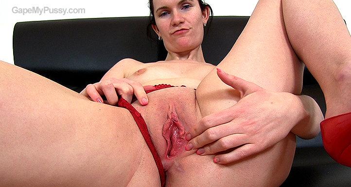 Marietta pussy gape HD video