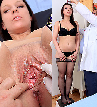 Tags: gyn, medical, fetish, check up, vagina, rectal, douche, hd, close ups, up close, clinic, physical, speculum, palpation, brunette, pelvic exam, old and young, dirty doctor