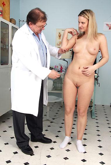 Samantha Jolie gyno pussy exam video HD