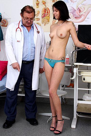 Zoe gyno pussy exam video HD